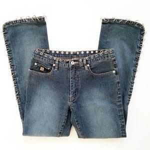 Pepe Jeans London | Punk Rock Style Bootcut Jeans4